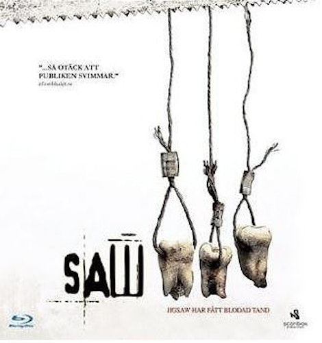 Saw III bluray