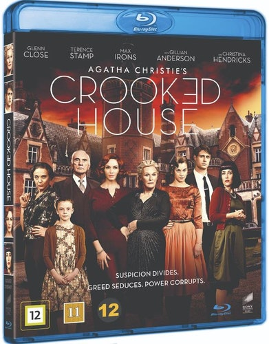 Crooked House bluray