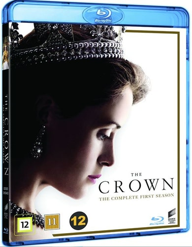 The Crown - Säsong 1 bluray UTGÅENDE
