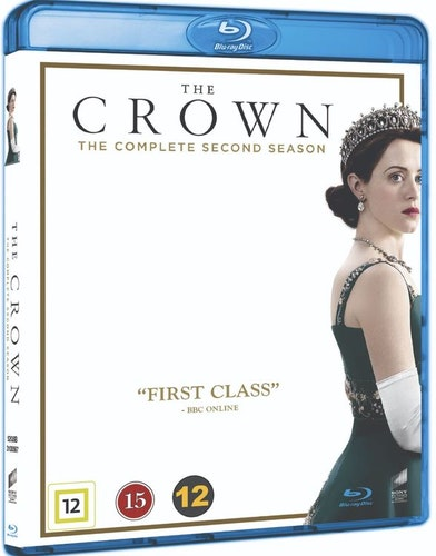 The Crown - Säsong 2 bluray