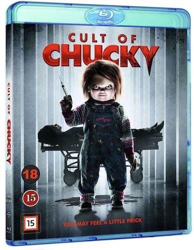 Cult of Chucky bluray