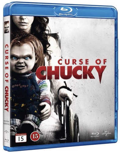 Curse of Chucky bluray