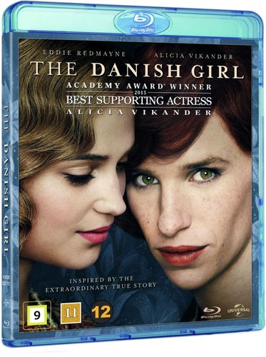 The Danish Girl bluray