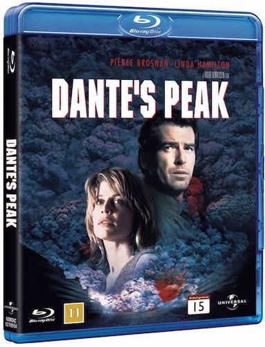 Dante's Peak bluray