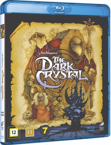The Dark Crystal - 35 year Anniversary Edition bluray