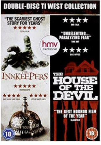 The Inkeepers & House Of The Devil DVD (import)