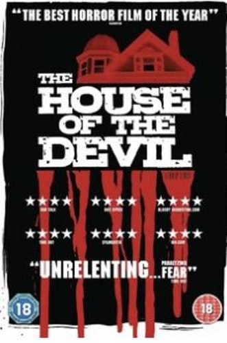 House Of The Devil DVD (import)