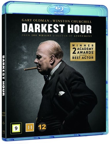 Darkest Hour bluray