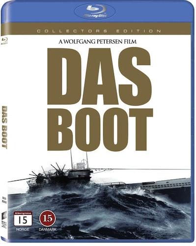 Das Boot collector's edition bluray