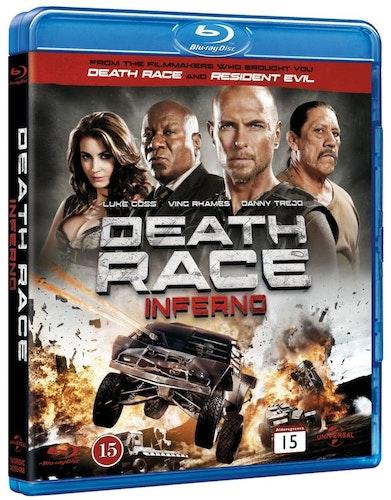 Death Race 3 - Inferno bluray