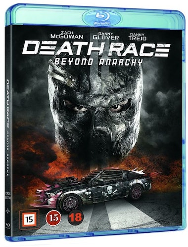 Death Race: Beyond Anarchy bluray
