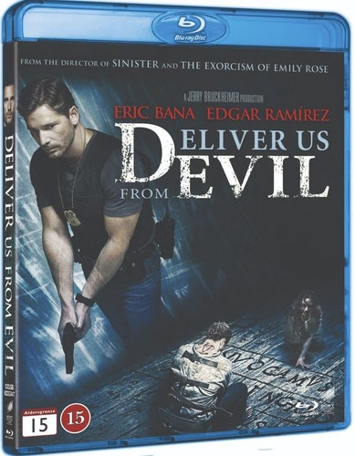Deliver Us from Evil bluray