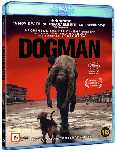 Dogman bluray