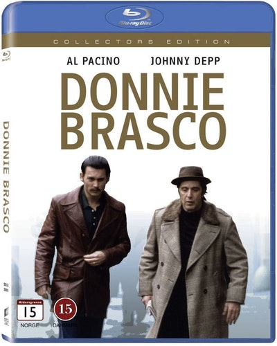Donnie Brasco - Collector's Edition bluray