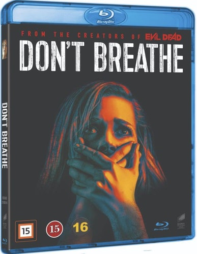 Don't Breathe bluray