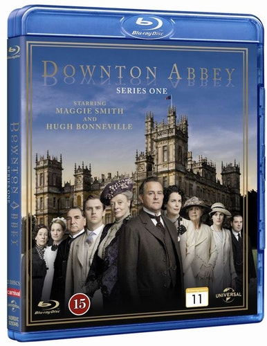 Downton Abbey - Säsong 1 bluray