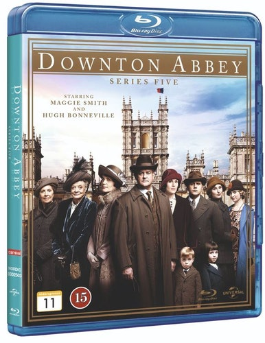 Downton Abbey - Säsong 5 bluray