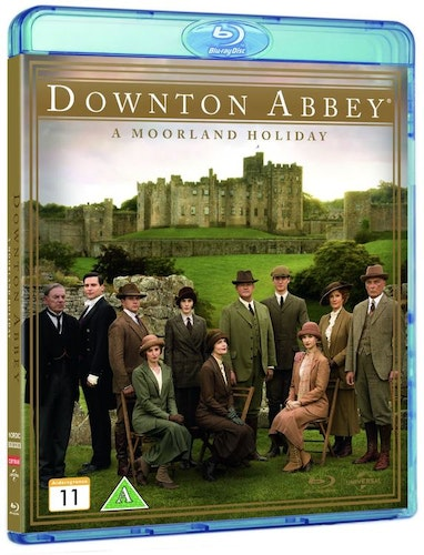 Downton Abbey: A Moorland Holiday bluray