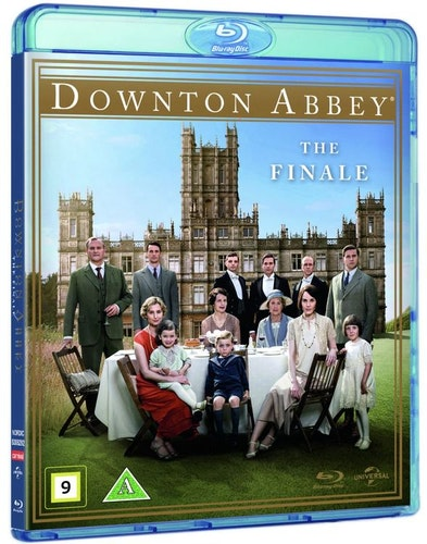 Downton Abbey: The Finale bluray