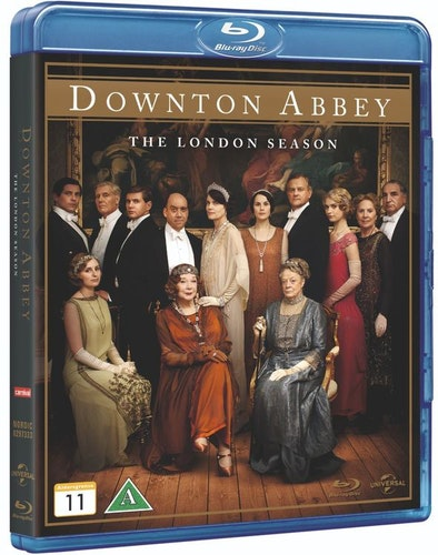 Downton Abbey - The London Season bluray