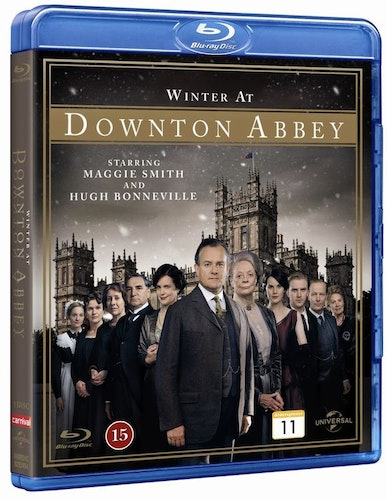 Downton Abbey - Vinterspecial bluray
