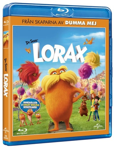 Lorax bluray