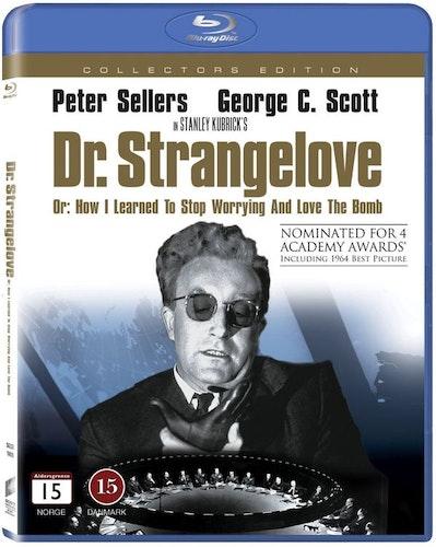 Dr. Strangelove bluray