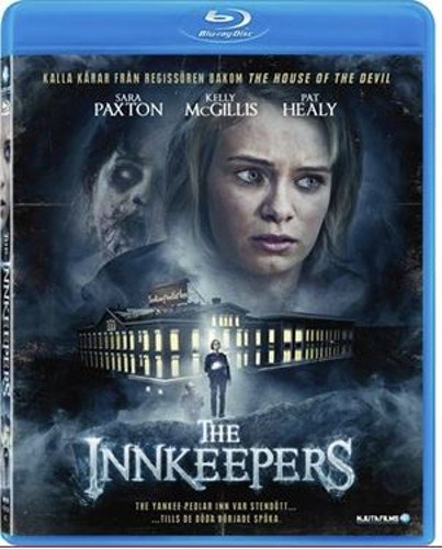 The Innkeepers bluray