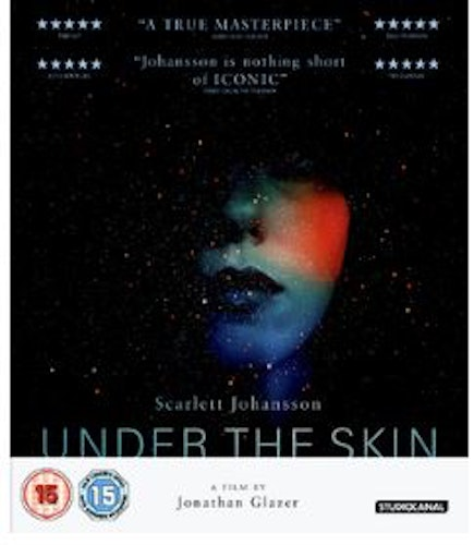 Under The Skin Bluray import