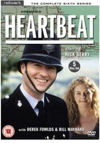 Tillbaka till Aidensfield säsong 6 DVD import