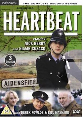 Tillbaka till Aidensfield säsong 2 DVD import
