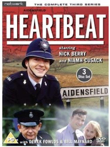 Tillbaka till Aidensfield säsong 3 DVD import