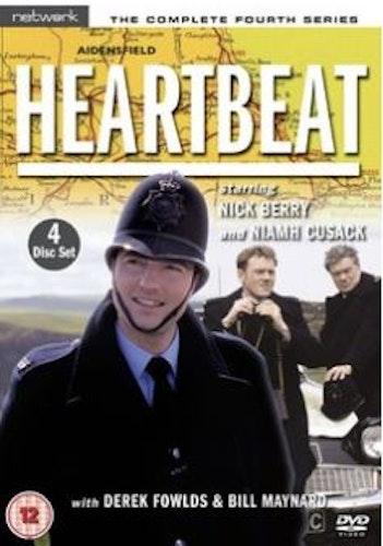 Tillbaka till Aidensfield säsong 4 DVD import