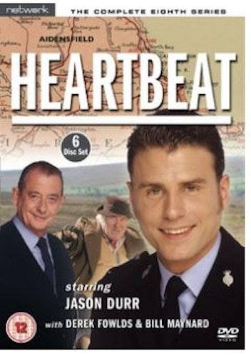 Tillbaka till Aidensfield säsong 8 DVD import