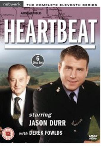 Tillbaka till Aidensfield säsong 11 DVD import