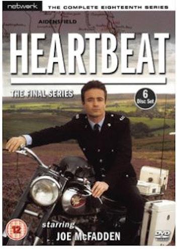 Tillbaka till Aidensfield säsong 18 DVD import