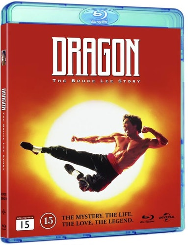 Dragon: The Bruce Lee Story bluray