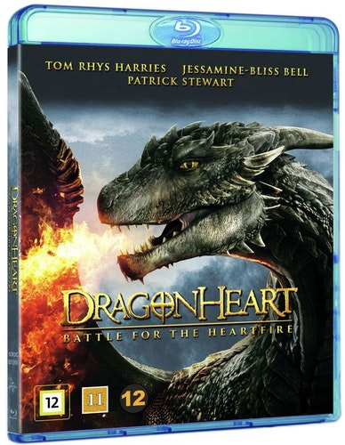 Dragonheart: Battle for the Heartfire bluray