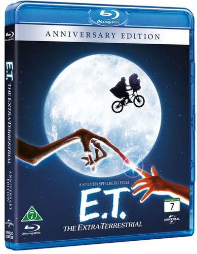E.T. the Extra-Terrestrial bluray
