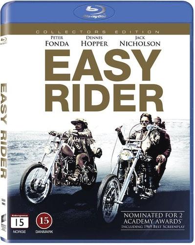 Easy Rider - Anniversary Edition bluray