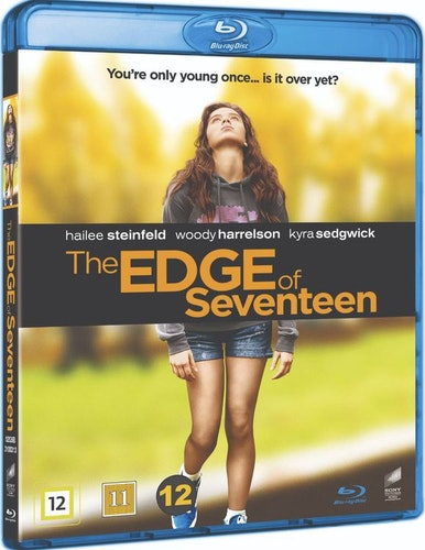 The Edge of Seventeen bluray