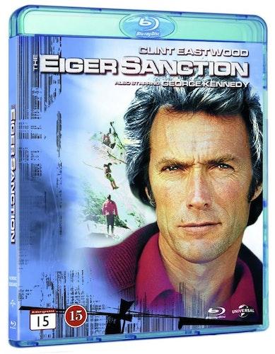 The Eiger Sanction bluray