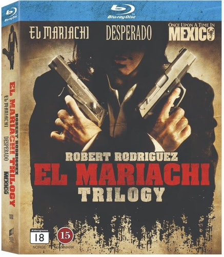 El Mariachi - Trilogy bluray