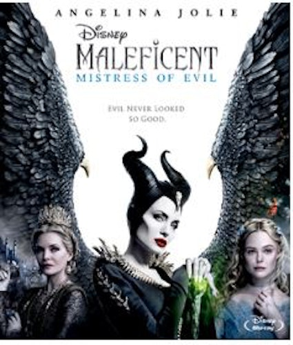Maleficent Mistress Of Evil bluray