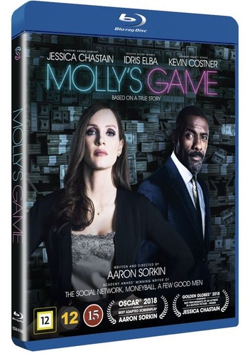 Molly's game bluray