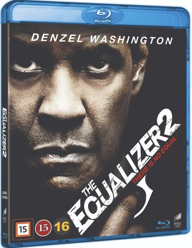 The Equalizer 2 bluray