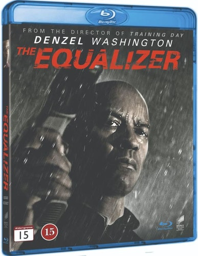 The Equalizer bluray