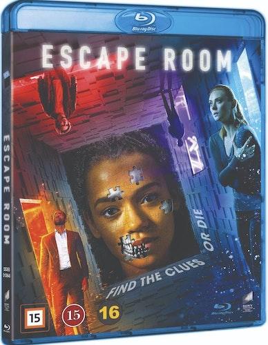Escape Room (2019) bluray