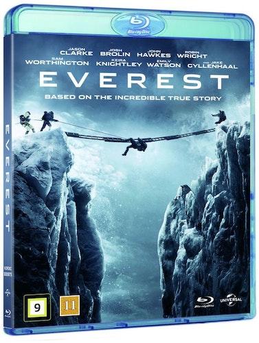 Everest bluray