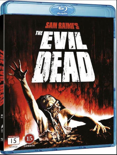 The Evil Dead 1983 bluray
